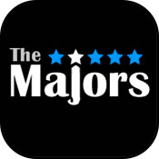 The Majors logo