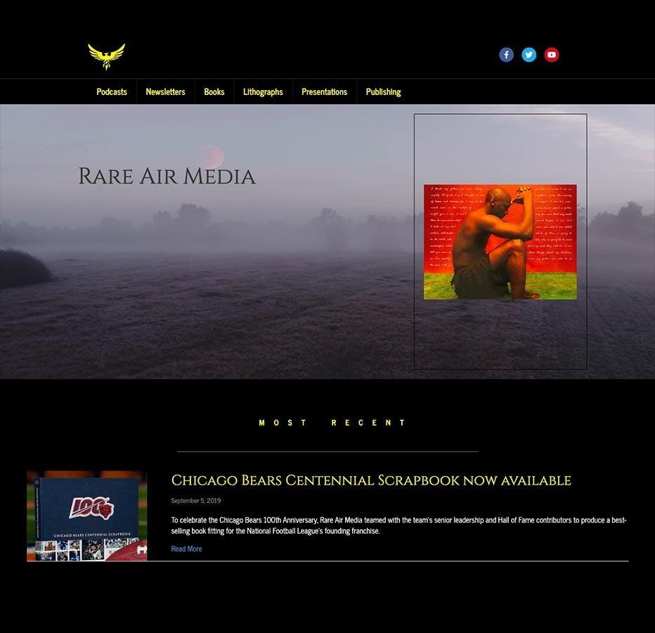 Rare Air Media presented by Technivista