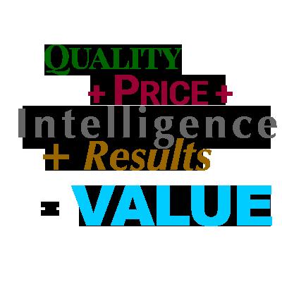Technivista value equation